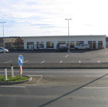 Fachmarktzentrum 3580 Horn - verkauft